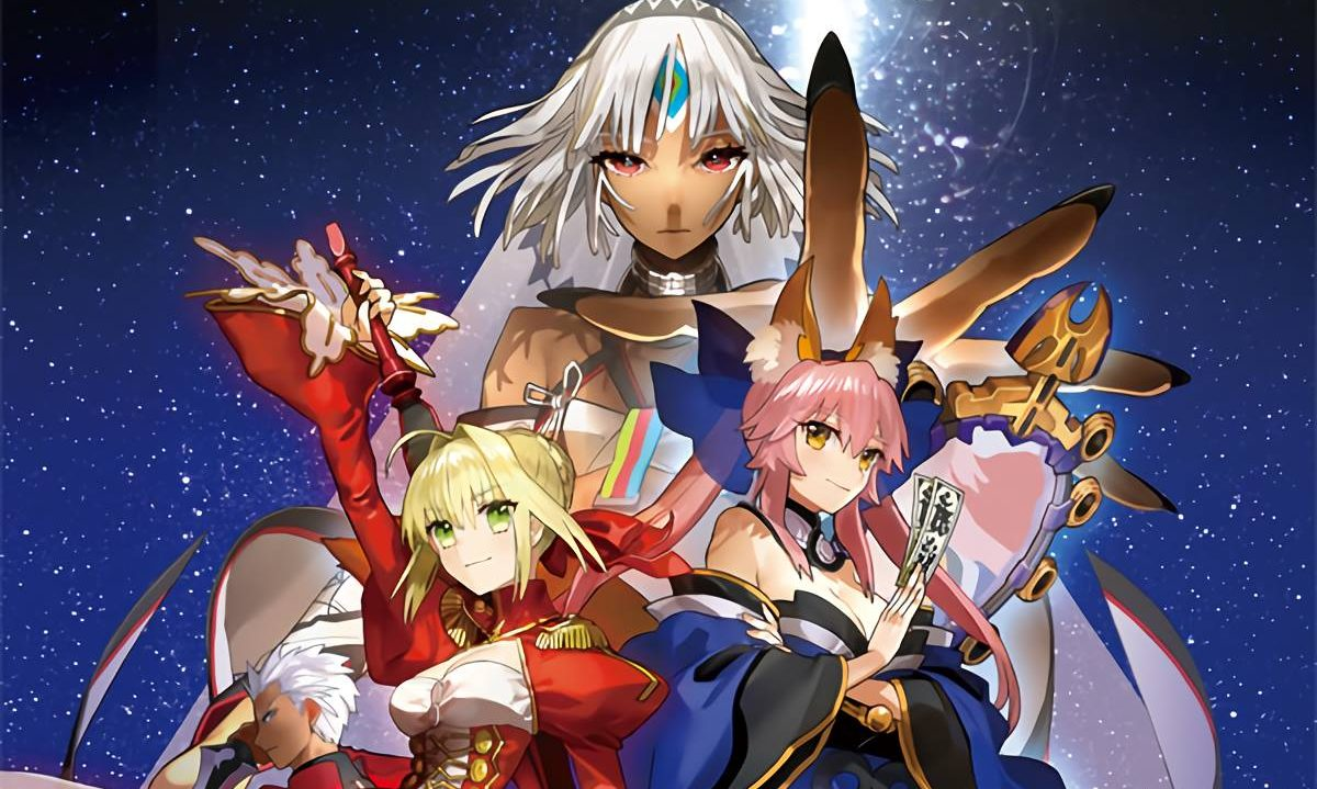 Fate/EXTELLA:The Umbral Star