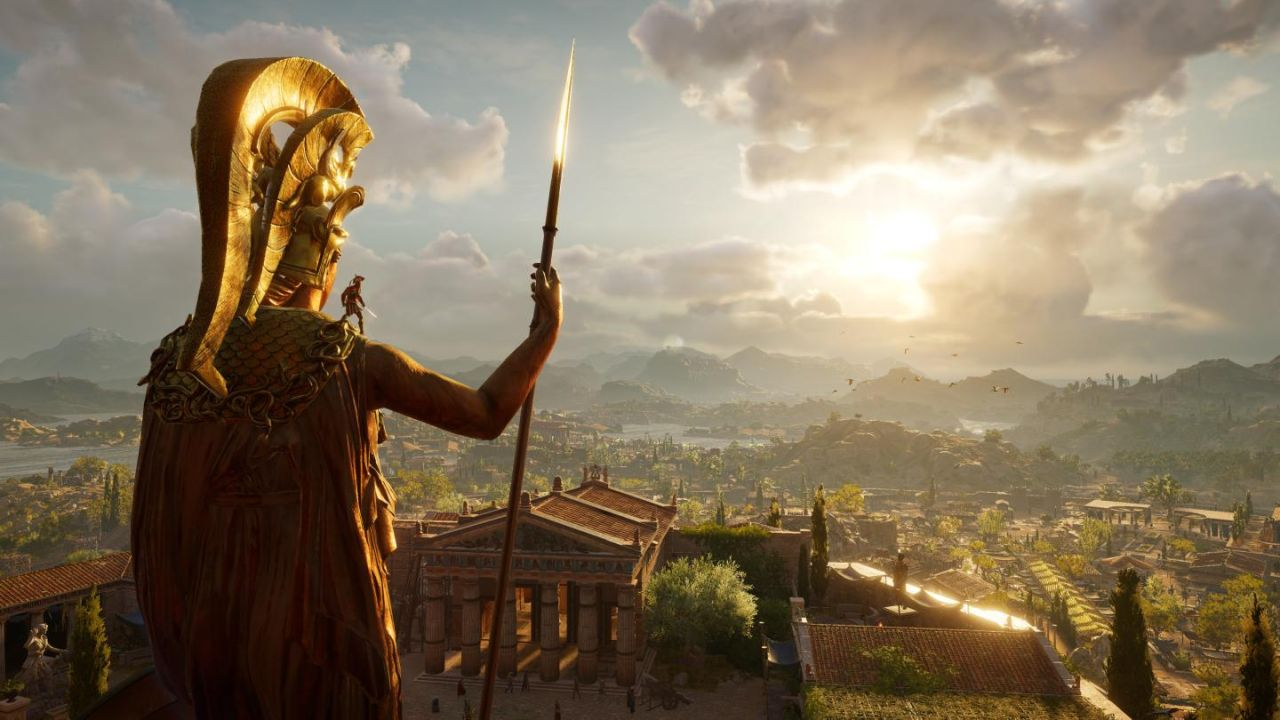 Assassi's Creed Odyssey