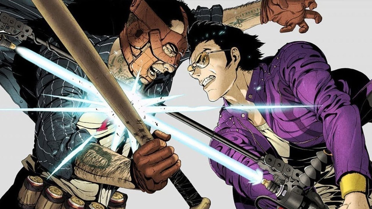 Travis Strikes Again No More Heroes