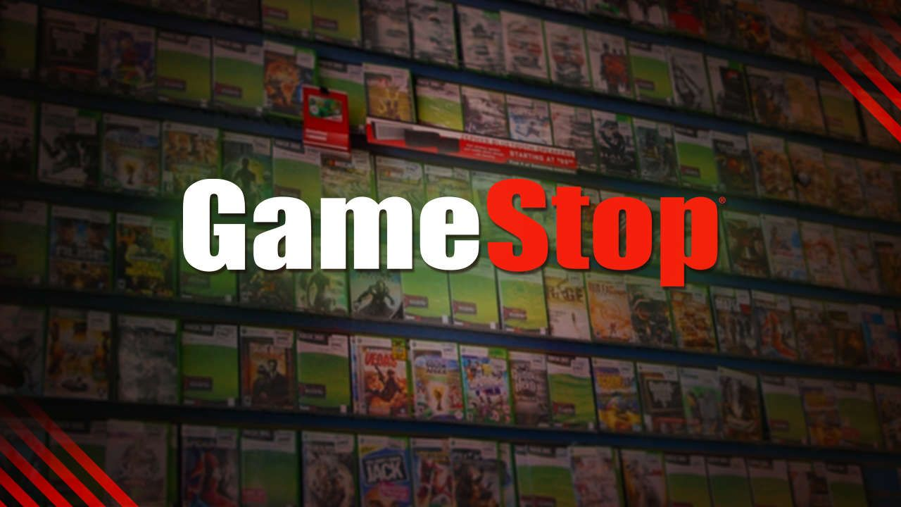 GameStop Black Friday giochi €40