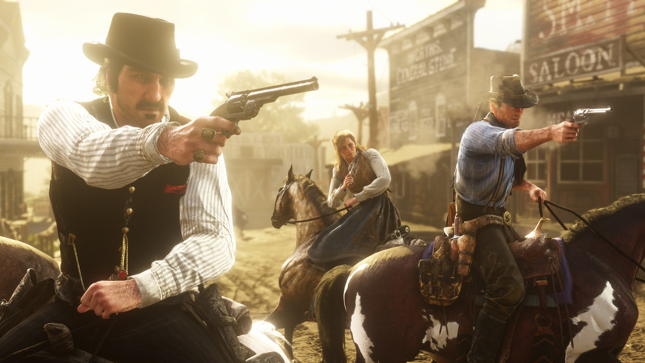 Red Dead Redemption 2 fare soldi velocemente