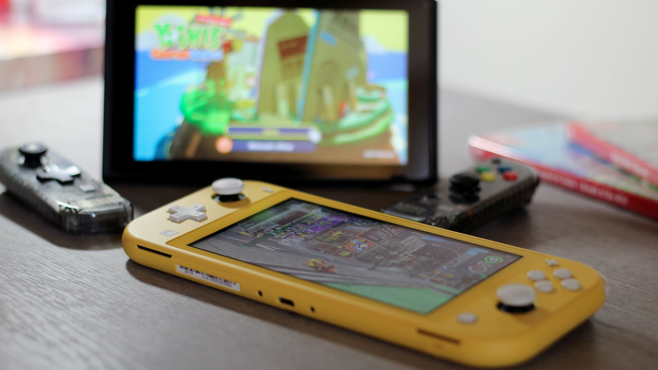 Differenza Nintendo Switch e Nintendo Switch Lite