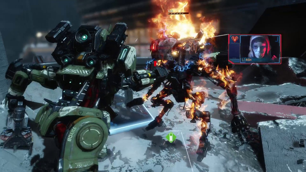 Titanfall 2 come battere il boss Ash