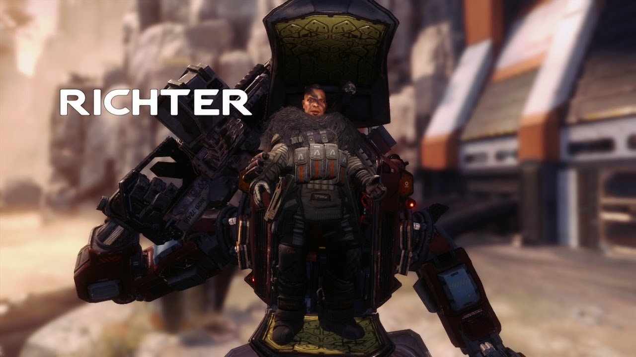 Titanfall Titanfall 2 come battere il boss Richter