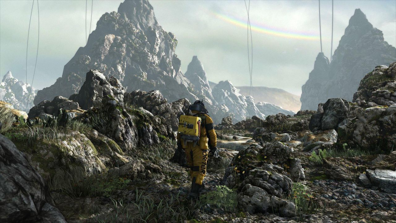Death Stranding come disabilitare multiplayer