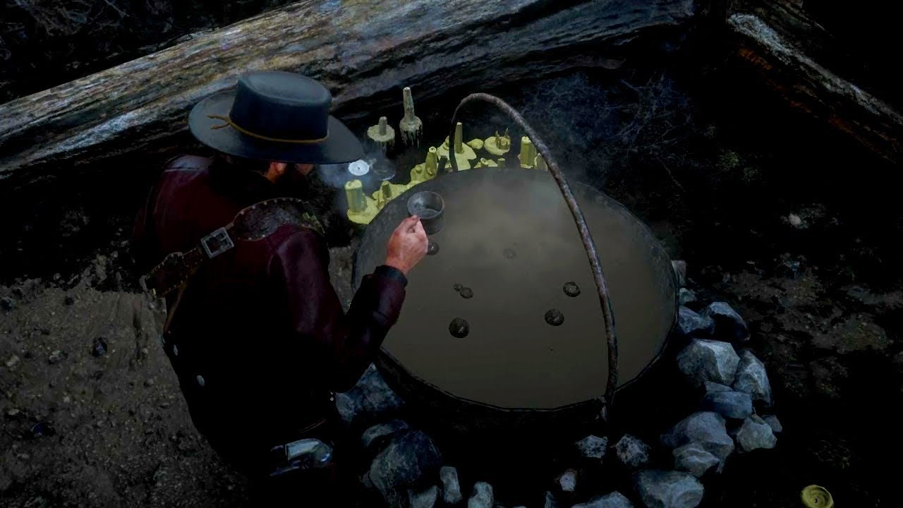 red dead redemption 2 easter egg