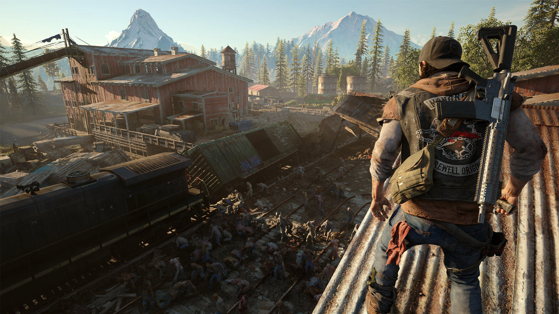 Days Gone guadagnare XP velocemente