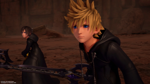 Kingdom Hearts 3 Re:mind