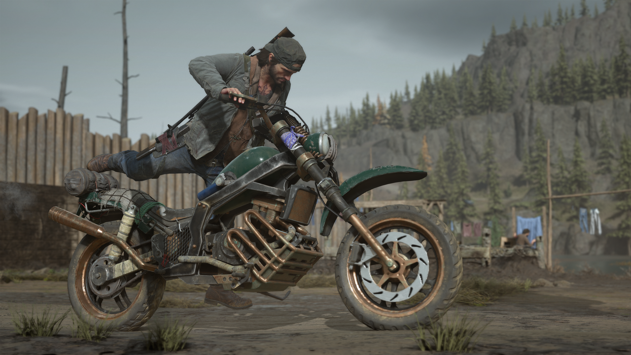 Days Gone come recuperare una moto persa
