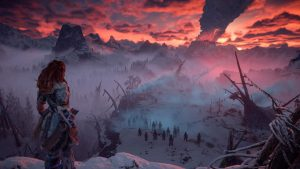 Horizon: Zero Dawn quante missioni The Frozen Wilds