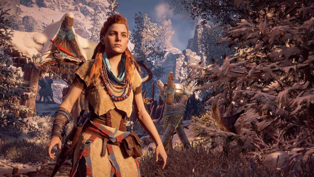Horizon Zero Dawn dove trovare easter egg Death Stranding