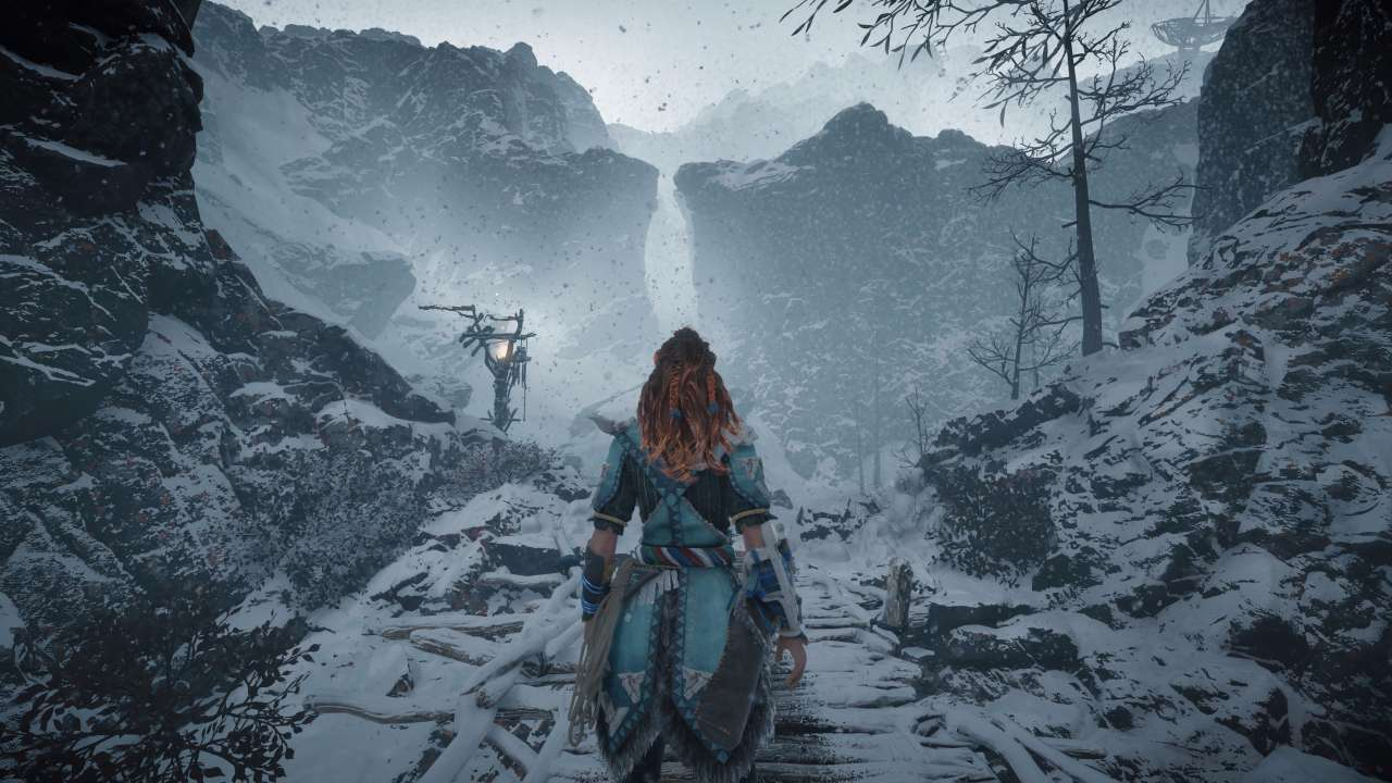 Horizon: Zero Dawn quanto dura The Frozen Wilds