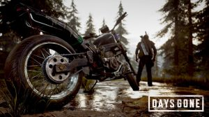 Days Gone come sbloccare nitro
