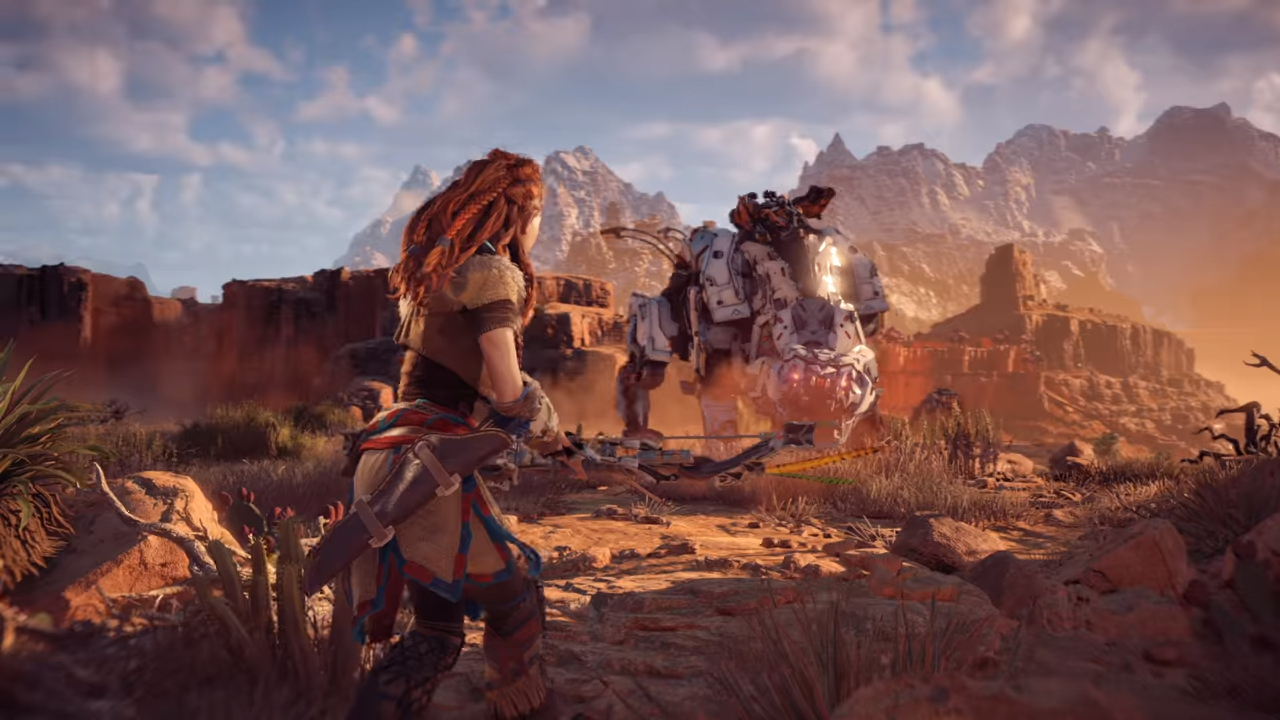 Horizon: Zero Dawn come sconfiggere Secodonte