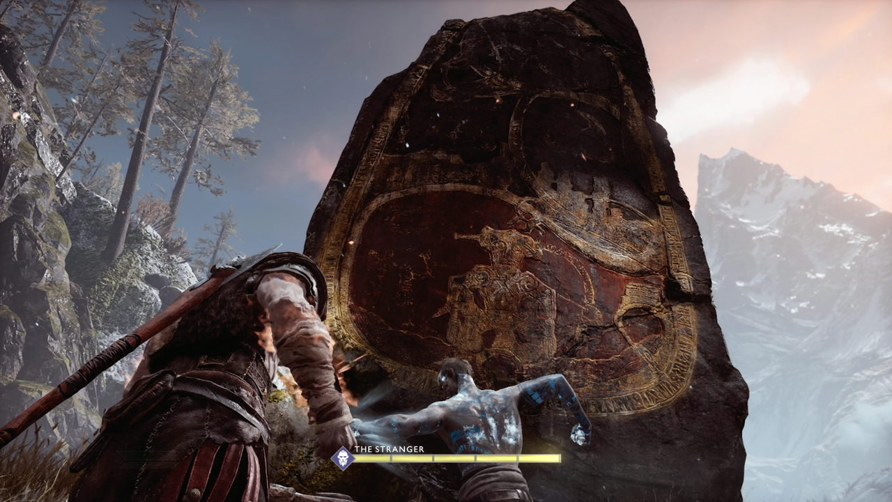 God of War come sconfiggere Sconosciuto
