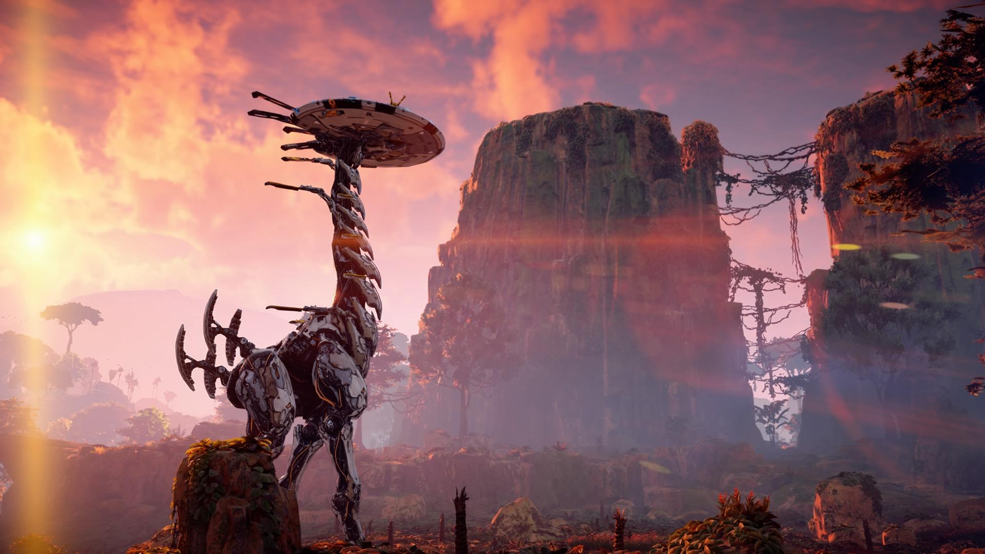 Horizon: Zero Dawn come scalare Collolungo