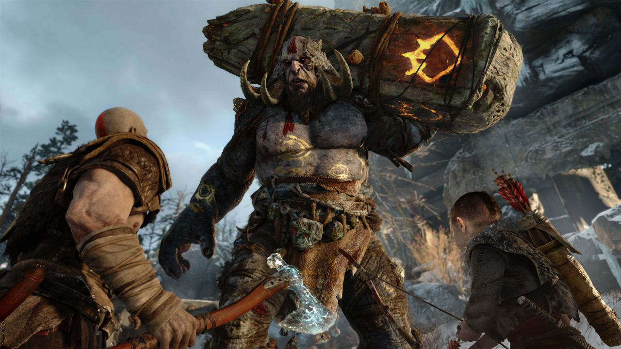 God of War come sconfiggere Daudi Kaupmadr