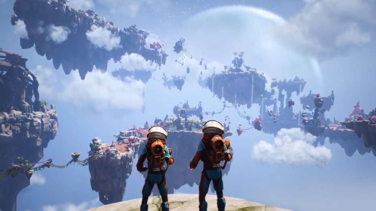 Journey to the Savage Planet come giocare in co-op