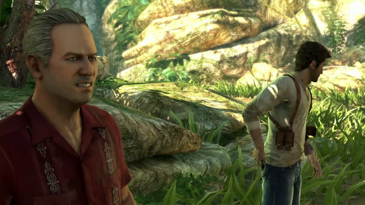 Uncharted: The Nathan Drake Collection cosa include
