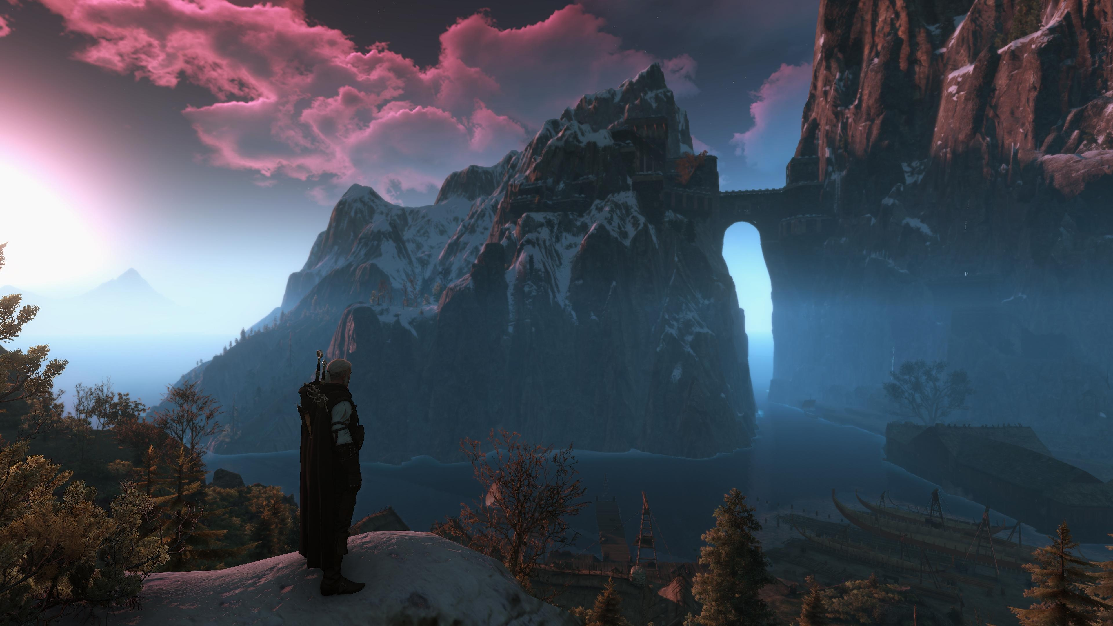 Come andare alle Isole Skellige in The Witcher 3