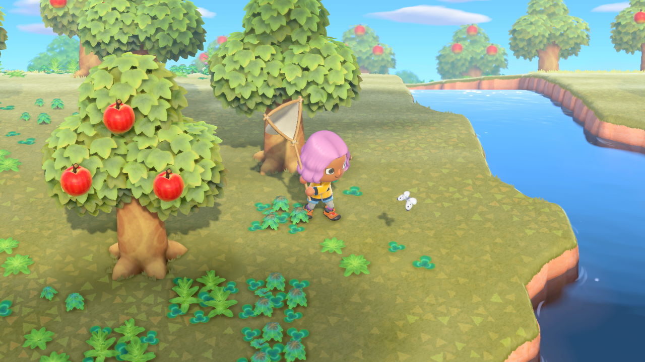 Animal Crossing: New Horizons guida insetti