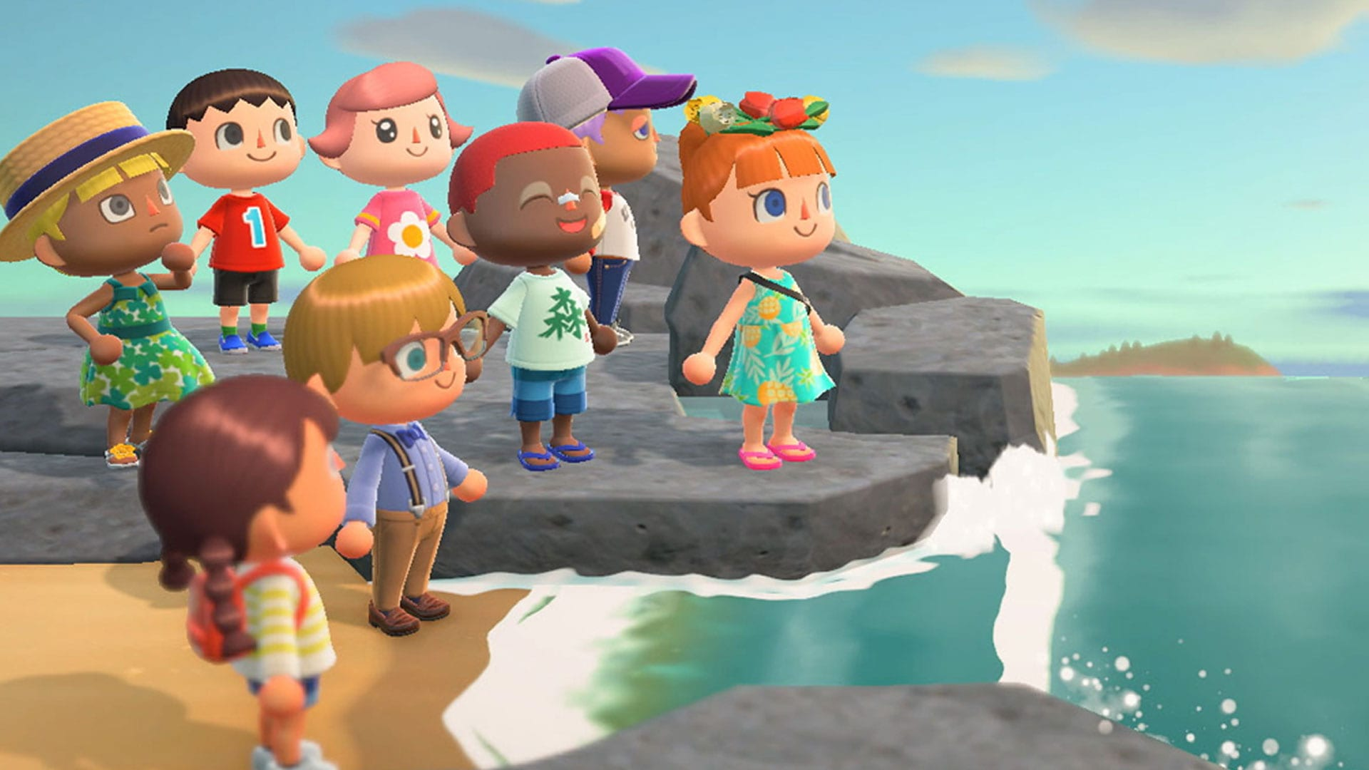 Animal Crossing: New Horizons come invitare Celeste