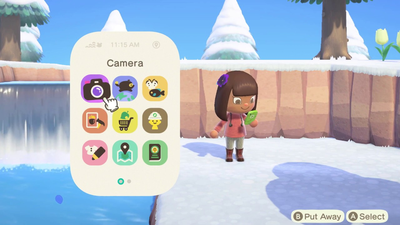 Animal Crossing: New Horizons come personalizzare telefono