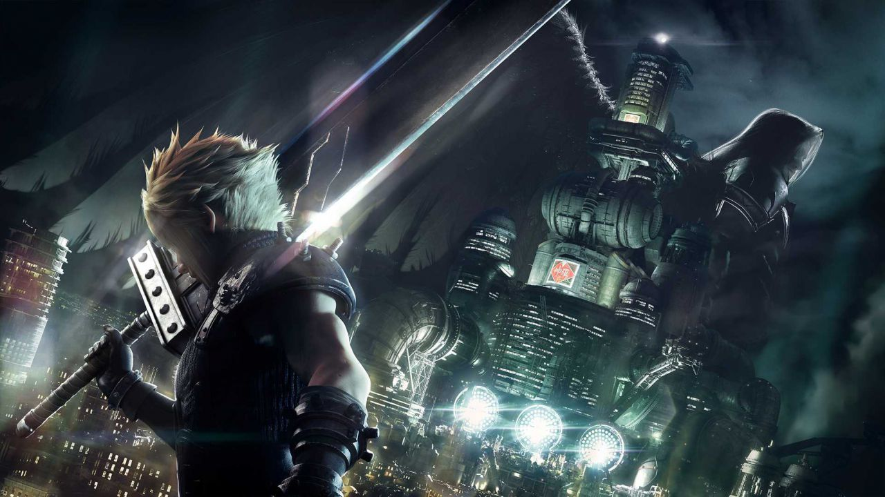 Final Fantasy VII Remake New Game Plus