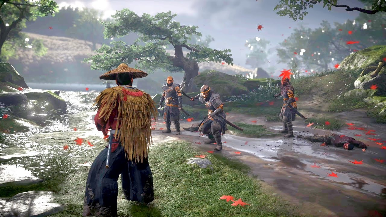 Ghost of Tsushima finali multipli