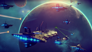 No Man's Sky: su Internet i primi video gameplay dell'update Next
