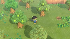 Animal Crossing: New Horizons, guida ai frutti